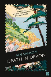Death in Devon av Ian Sansom (Heftet)
