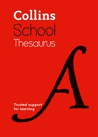 Collins School Thesaurus av Collins Dictionaries (Heftet)