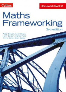 KS3 Maths Homework: Book 2 av Peter Derych, Kevin Evans, Keith Gordon, Michael Kent, Trevor Senior og Brian Speed (Heftet)