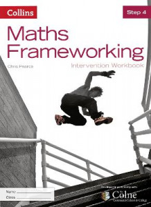 KS3 Maths Intervention Step 4 Workbook av Chris Pearce (Heftet)