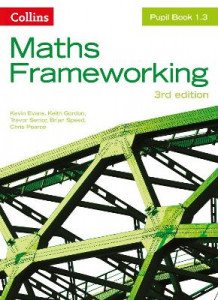 KS3 Maths Pupil Book 1.3 av Kevin Evans, Keith Gordon, Trevor Senior, Brian Speed og Chris Pearce (Heftet)