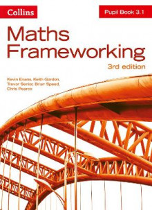 KS3 Maths Pupil Book 3.1 av Kevin Evans, Keith Gordon, Trevor Senior, Brian Speed og Chris Pearce (Heftet)