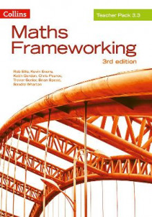 Maths Frameworking: KS3 Maths Teacher Pack 3.3 av Rob Ellis, Kevin Evans, Keith Gordon, Chris Pearce, Trevor Senior, Brian Speed og Sandra Wharton (Spiral)