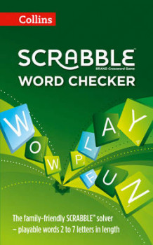 Collins Scrabble Word Checker av Collins Dictionaries (Heftet)