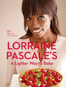 A Lighter Way to Bake av Lorraine Pascale (Innbundet)