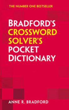 Collins Bradford's Crossword Solver's Pocket Dictionary av Anne R. Bradford (Heftet)