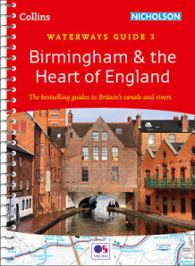 Birmingham & the heart of england no. 3 av Collins Maps, (Spiral)