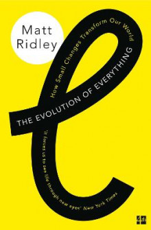 The Evolution of Everything av Matt Ridley (Heftet)
