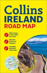 Omslag - Ireland Road Map