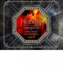 Hobbit: the Battle of the Five Armies - Chronicles av Daniel Falconer og Weta Workshop (Innbundet)
