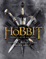 Omslag - The Hobbit: the Battle of the Five Armies - Official Movie Guide