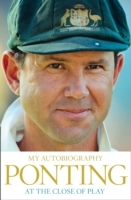 At the Close of Play av Ricky Ponting (Heftet)