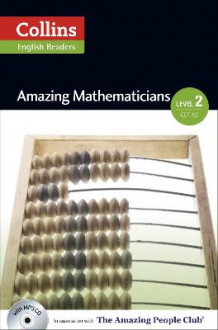 Collins Amazing People ELT Readers: Amazing Mathematicians : A2-B1 (Heftet)