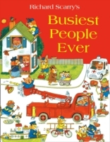 Busiest People Ever av Richard Scarry (Heftet)