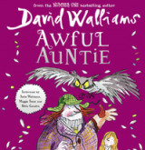 Omslag - Awful Auntie