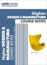 Omslag - CfE Higher Design and Manufacture Course Notes