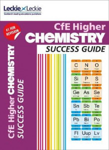 CfE Higher Chemistry Success Guide av Bob Wilson og Leckie & Leckie (Heftet)