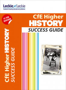 CFE Higher History Success Guide av John A. Kerr og Leckie & Leckie (Heftet)