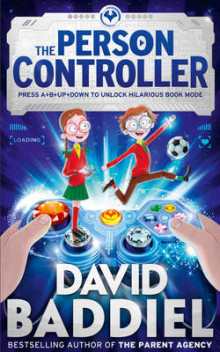 The Person Controller av David Baddiel (Innbundet)