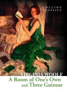 A Room of One's Own and Three Guineas av Virginia Woolf (Heftet)