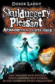 Armageddon Outta Here - the World of Skulduggery Pleasant av Derek Landy (Innbundet)
