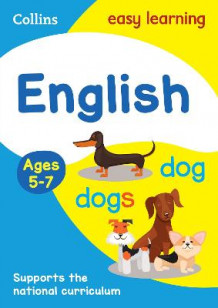English Ages 5-7 av Collins Easy Learning (Heftet)