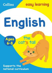 English Ages 6-8 av Collins Easy Learning (Heftet)