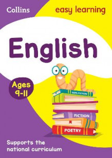 English Ages 9-11 av Collins Easy Learning (Heftet)