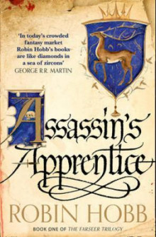 The assassin's apprentice av Robin Hobb (Heftet)