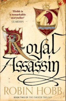 Royal assassin av Robin Hobb (Heftet)