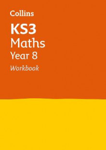 KS3 Maths Year 8 Workbook av Collins KS3 (Heftet)