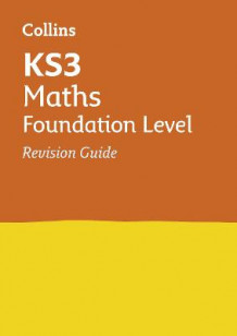 KS3 Maths (Standard) Revision Guide av Collins KS3 (Heftet)