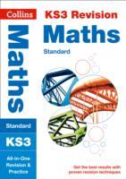 KS3 Maths (Standard) All-in-One Revision and Practice av Collins KS3 (Heftet)