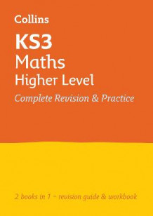 KS3 Maths (Advanced) All-in-One Revision and Practice av Collins KS3 (Heftet)