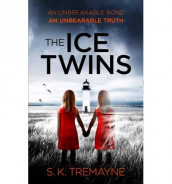 The ice twins av S.K. Tremayne (Heftet)