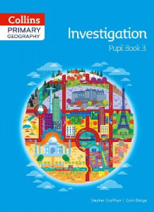 Collins Primary Geography Pupil Book 3 av Stephen Scoffham og Colin Bridge (Heftet)