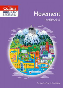 Collins Primary Geography Pupil Book 4: Pupil book 4 av Stephen Scoffham og Colin Bridge (Heftet)