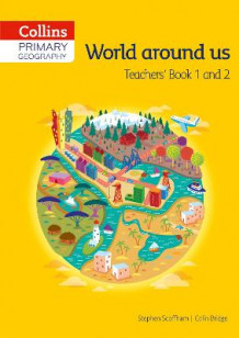 Collins Primary Geography Teacher's Book 1 & 2 av Stephen Scoffham og Colin Bridge (Heftet)