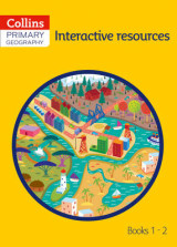 Omslag - Collins Primary Geography Resources CD 1