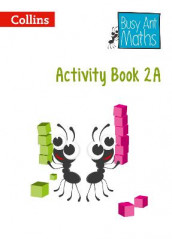 Year 2 Activity Book 2A av Caroline Clissold, Nicola Morgan, Cherri Moseley, Jo Power og Louise Wallace (Heftet)