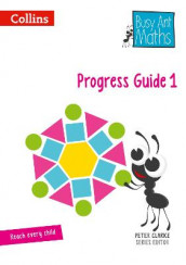 Progress Guide 1 av Rachel Axten-Higgs, Nicola Morgan og Jo Power (Spiral)