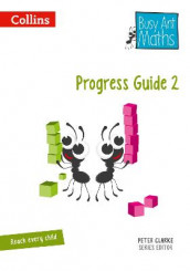 Progress Guide 2 av Caroline Clissold, Nicola Morgan, Cherri Moseley, Jo Power og Louise Wallace (Spiral)