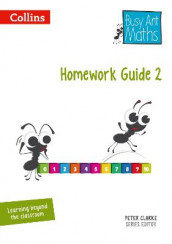 Homework Guide 2 av Caroline Clissold, Nicola Morgan, Cherri Moseley, Jo Power og Louise Wallace (Spiral)