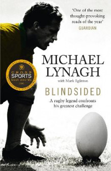Blindsided av Michael Lynagh og Mark Eglinton (Heftet)