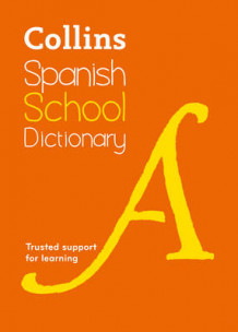 Collins Spanish School Dictionary av Collins Dictionaries (Heftet)