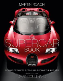 The Supercar Book for Boys av Martin Roach (Innbundet)