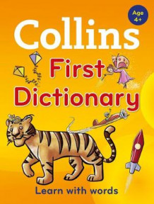 Collins First Dictionary (Heftet)