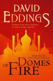 Domes of Fire av David Eddings (Heftet)