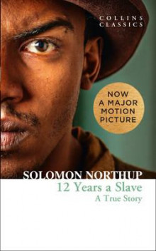 Twelve years a slave av Solomon Northup (Heftet)