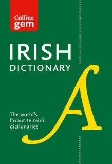 Collins Irish Dictionary Gem Edition av Collins Dictionaries (Heftet)
